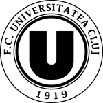 Universitatea Cluj shield