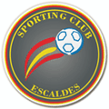 Sporting Escaldes shield