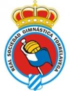 Gimnástica Torrelavega shield