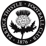 Partick Thistle shield