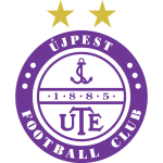 Újpest shield