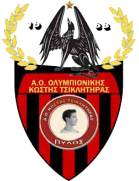 Tilikratis shield
