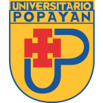 Universitario Popayán shield