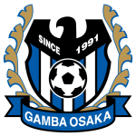 Gamba Osaka shield