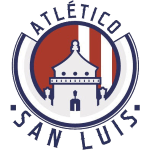 Atlético San Luis shield