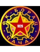Borac Sakule shield
