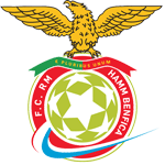 RM Hamm Benfica shield