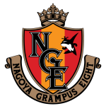 Nagoya Grampus shield