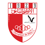 Olympique Béja shield