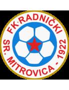 Radnički Sr. Mitrovica shield