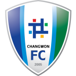 Changwon City shield