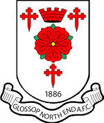 Glossop North End shield