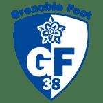 Grenoble Foot 38 shield