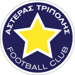 Asteras Tripolis shield