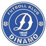 Dinamo Tirana shield