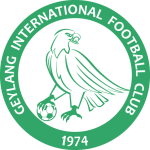 Geylang International shield