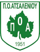 Atsalenios shield