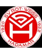 Rot-Weiß Hadamar shield