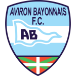 Aviron Bayonnais shield