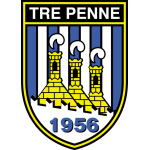 Tre Penne shield