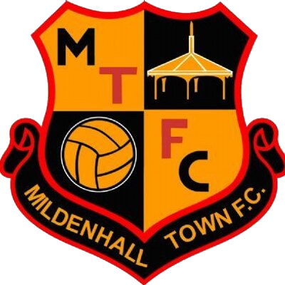 Mildenhall Town FC shield