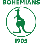 Bohemians 1905 shield