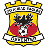 Go Ahead Eagles shield