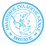 Ethnikos Achna shield