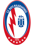 Rayo Majadahonda shield