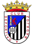 CD Badajoz shield