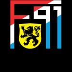 F91 Dudelange shield