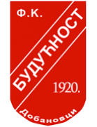 Budućnost Dobanovci shield