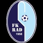 Rad Beograd shield