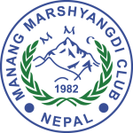 Manang Marshyangdi shield