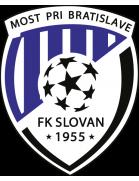 Slovan Most shield
