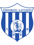 Ethnikos Latsion shield