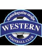 Western Phnom Penh shield