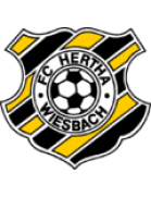 Hertha Wiesbach shield