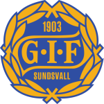 GIF Sundsvall shield