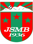 JSM Béjaïa shield
