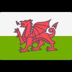 Wales W shield