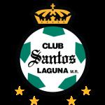 Santos Laguna shield