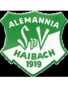 Alemannia Haibach shield