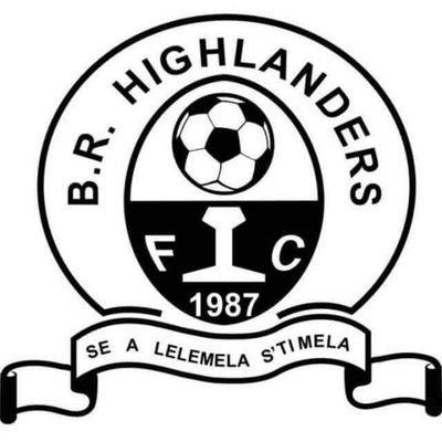 BR Highlanders Team Logo