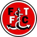 Fleetwood Town shield