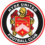 Hyde United shield