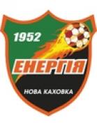 Enerhiya Nova Kakhovka shield