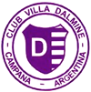 Villa Dálmine shield