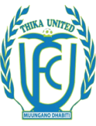 Thika United shield