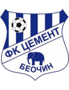 Cement Beočin shield